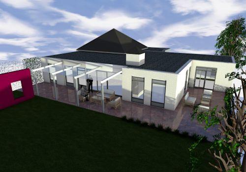 Transformatie bestaande woning te Helmond