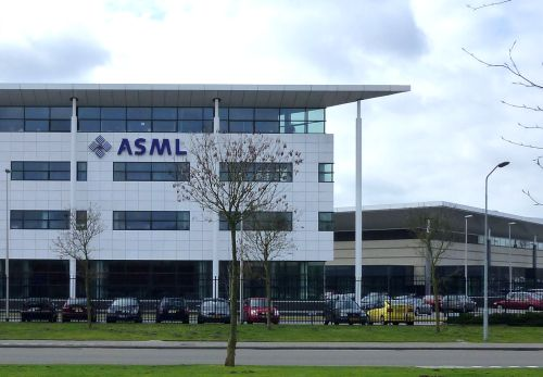 ASML te Veldhoven