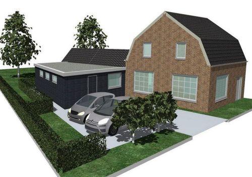Uitbreiding woonhuis te Helmond