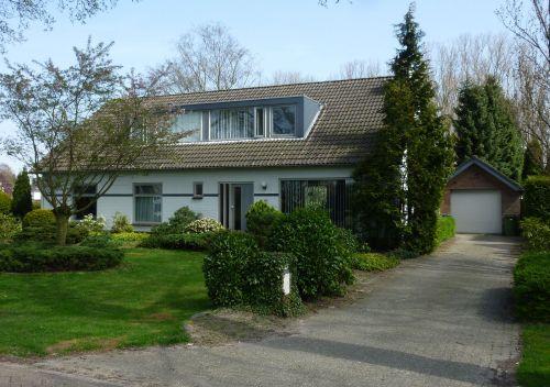 Verbouwing woning te Helmond-Stiphout