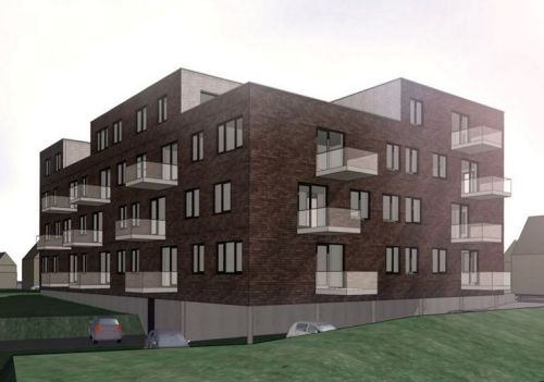 Selectie appartementengebouwen