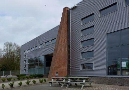 Bedrijfsverzamelgebouw te Eindhoven