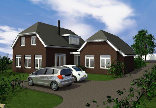 Nieuwbouw woning te Helmond-Stiphout