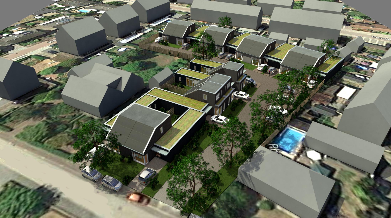 Locatiestudie herontwikkeling bedrijfskavel in een woonwijk